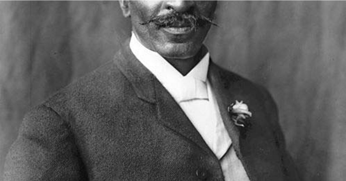The first African American to earn a Bachelor of Science degree in 1894, George Washington Carver was a world-renowned American botanist and lover of nature.
