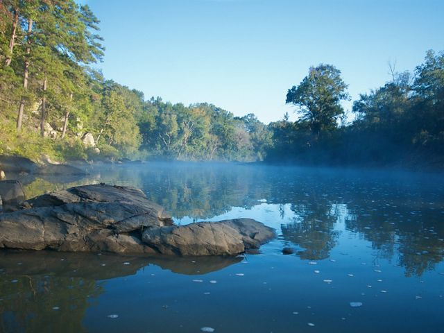 The Glover River is a 33.2-mile-long tributary of the Little River in the Ouachita Mountains of southeastern Oklahoma.