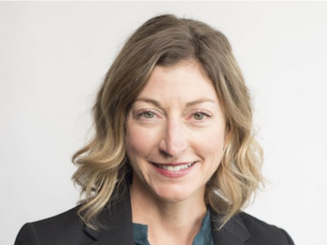 Melissa Garvey is the Global Director of Ocean Protection at The Nature Conservancy.