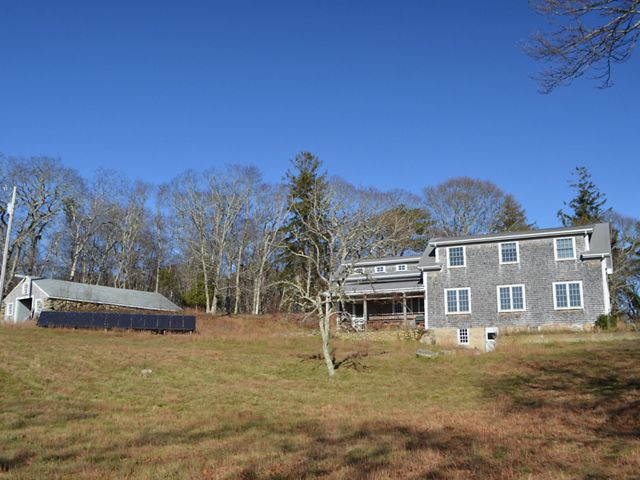 Hoft Farm Field Station, where TNC carries out ecological restoration and hosts conservation interns, volunteers and scientists.