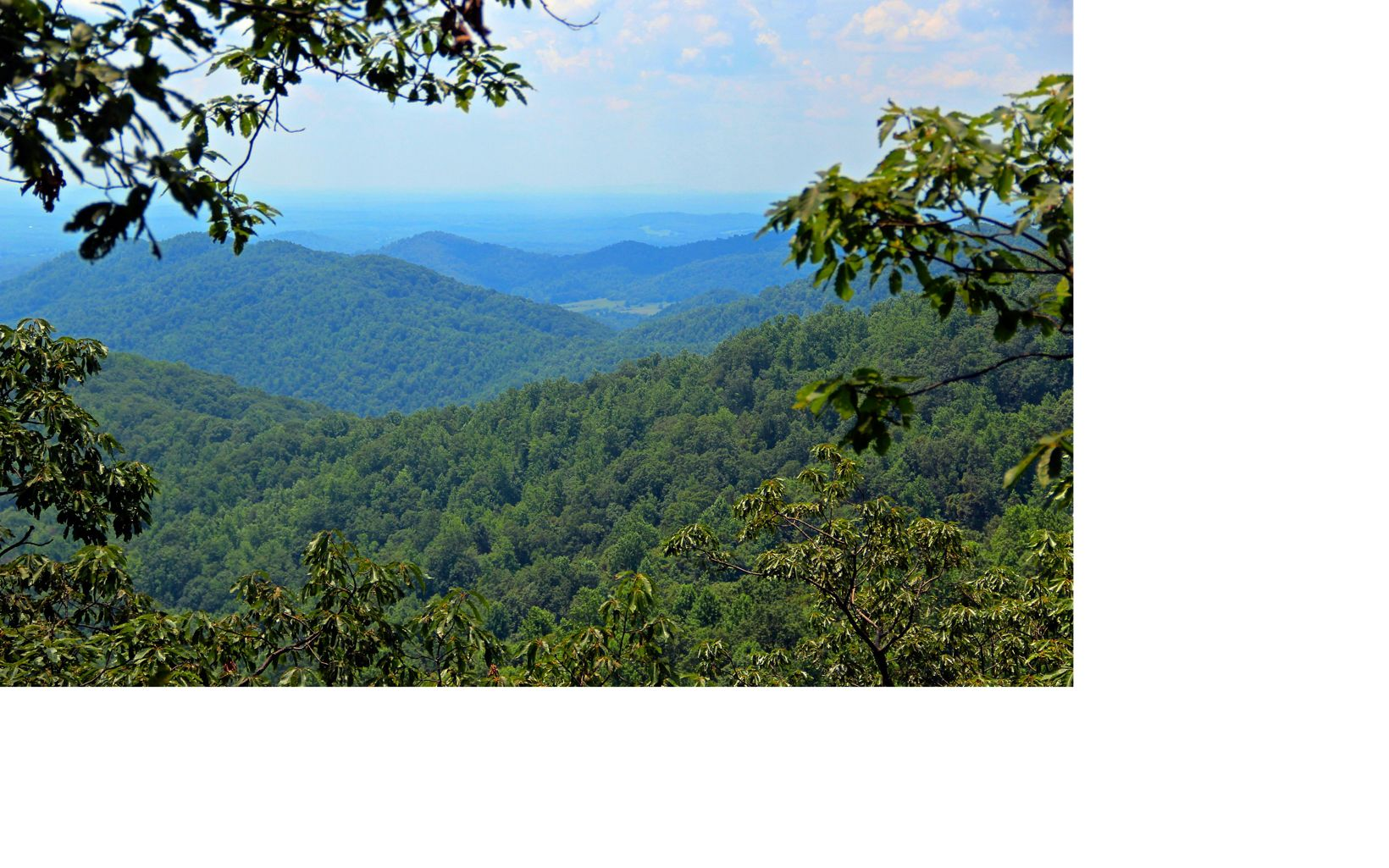 A challenging hike rewards visitors with stunning mountain vistas.