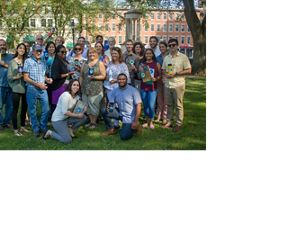 TNC staff in New Haven