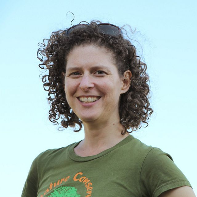 Sara Gottlieb, Director of Freshwater Science & Strategy, The Nature Conservancy, Georgia.