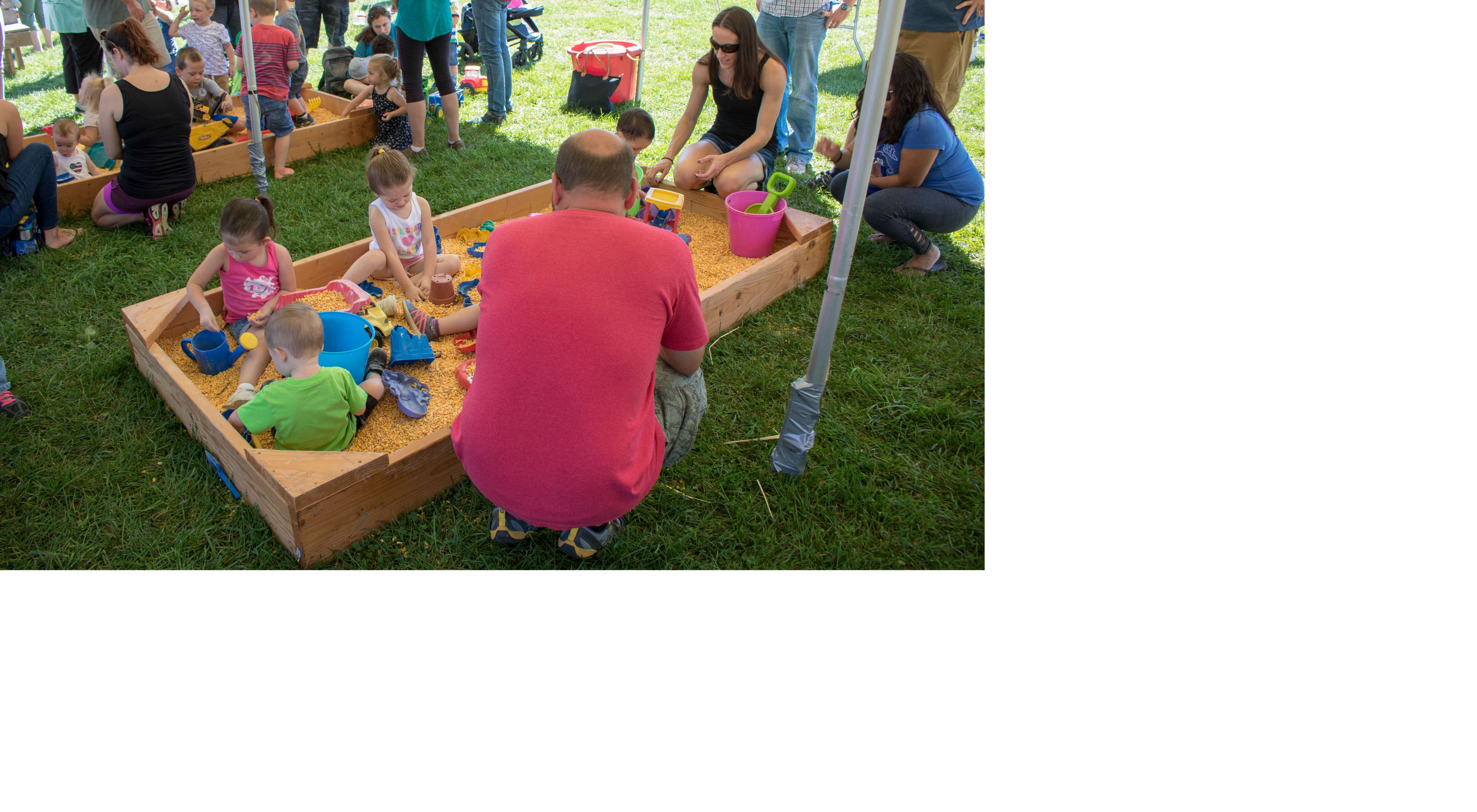 Open Farm Day is Sunny Valley Preserve's signature event drawing families from around Connecticut, New York and Massachusetts.