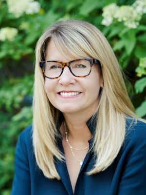 Nature Conservancy. CEO Jennifer Morris