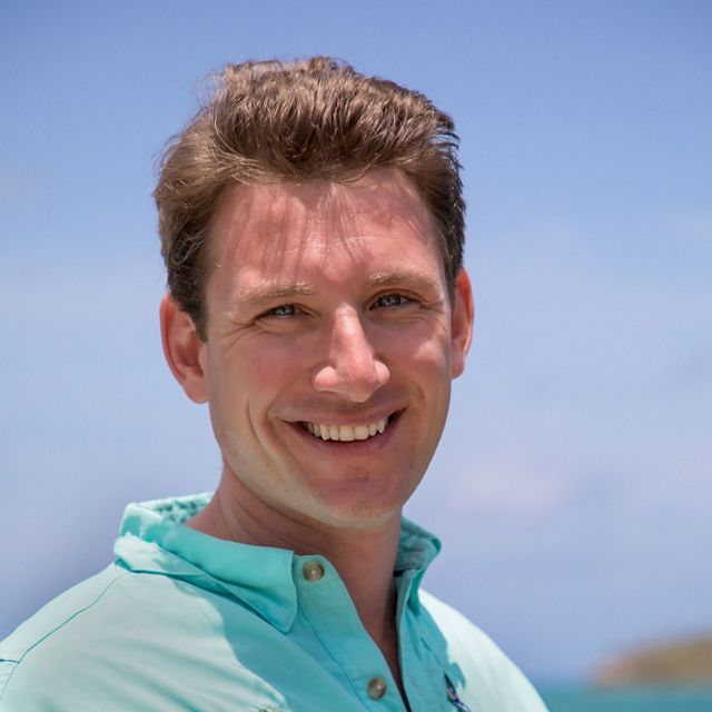 Director of Coral Strategy for TNC's Caribbean Division