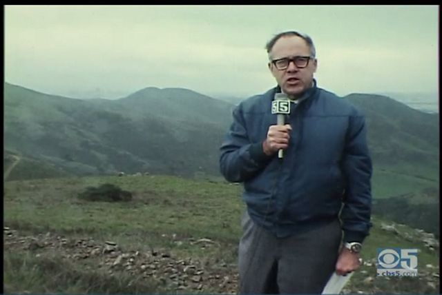 1972 broadcast of TNC Marin Headlands deal