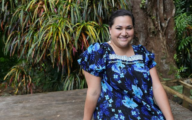 Executive Director Women United Together Marshall Islands (WUTMI).