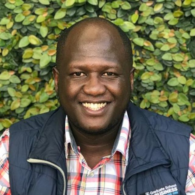 Kevin Juma is the lead forestry specialist in The Nature Conservancy's Africa Region.
