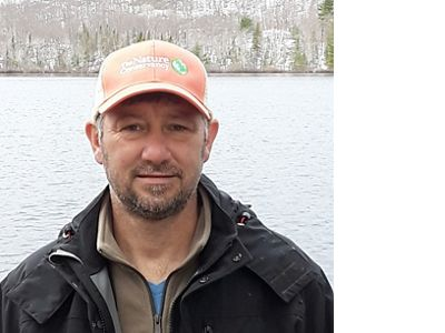 Kevin Swanson, director of forestry for TNC's Michigan Chapter