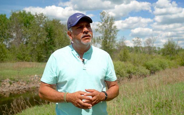 Environmental Program Manager for the Fond du Lac Band of Lake Superior Chippewa.
