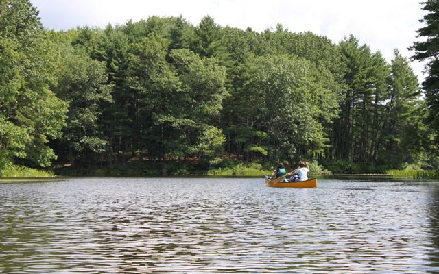 Canoeing in New Hampshire