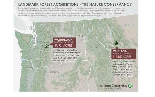 by The Nature Conservancy