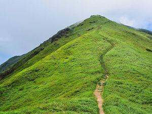 大東山 位於香港大嶼山