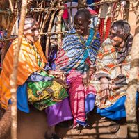 Maasai women in Tanzania. Photo © Roshni Lodhia