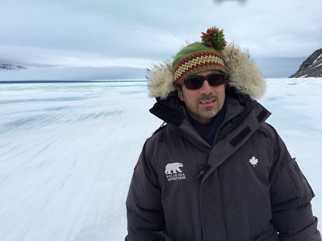 in the Canadian Arctic