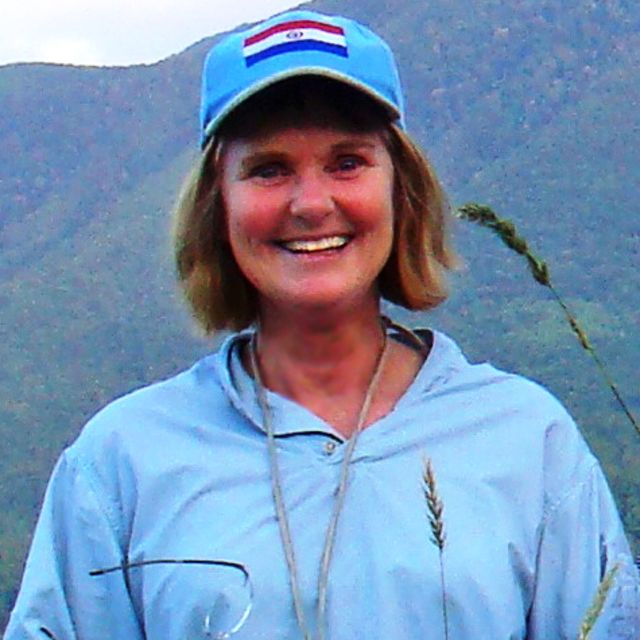 Lynn Faust is a citizen-scientist-turned-firefly-expert who resides in Tennessee.