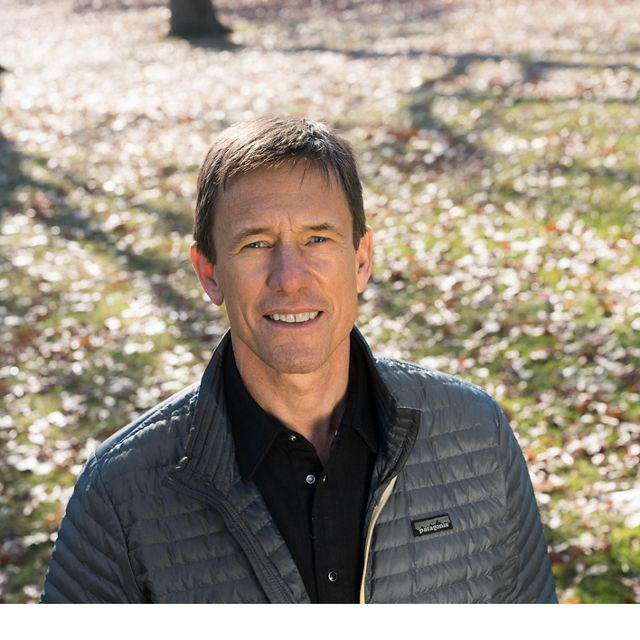 Mark Tercek, CEO of The Nature Conservancy
