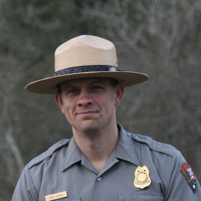 Matt Hudson is the chief park ranger at Obed Wild and Scenic River.