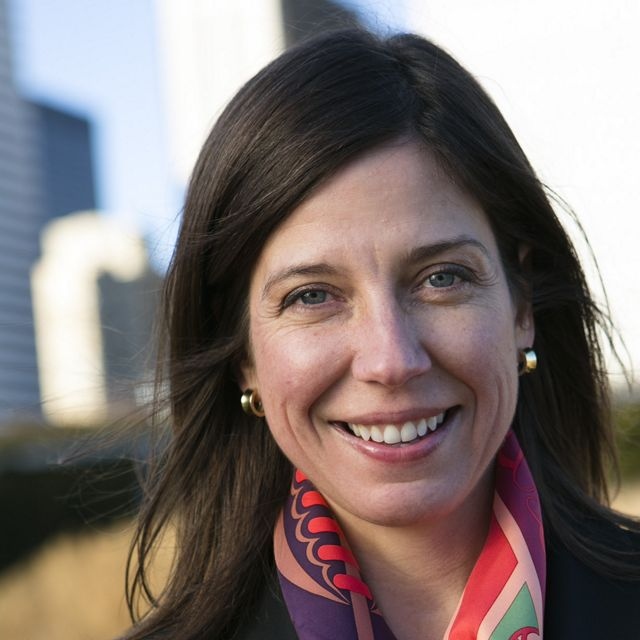Michelle Carr is the state director for The Nature Conservancy in Illinois.