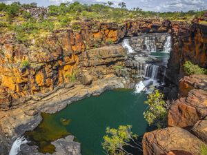 Waterfalls in Western Australia