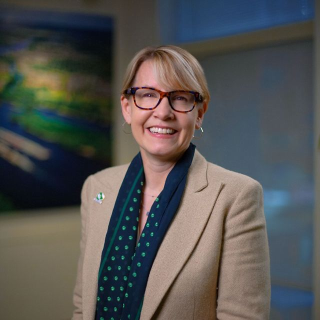 The Nature Conservancy's Chief Executive Officer