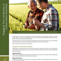 Cover image of Conservation Conversation guidebook.