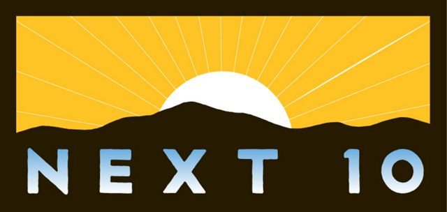Next 10 is focused on innovation and the intersection between the economy, the environment and quality of life issues to benefit all Californians.