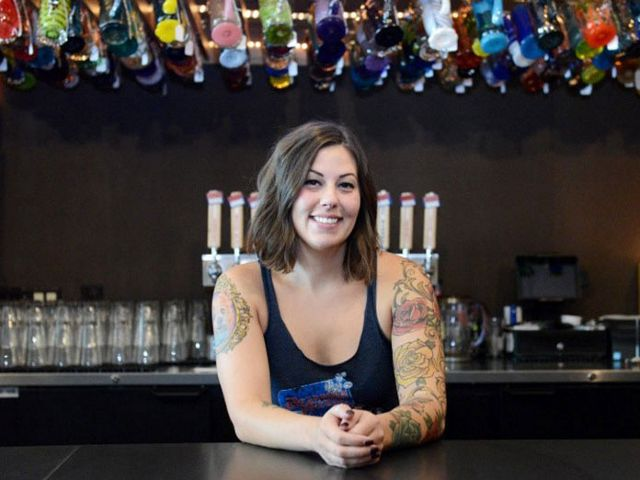 Jessica Bridges of Dearborn Brewing