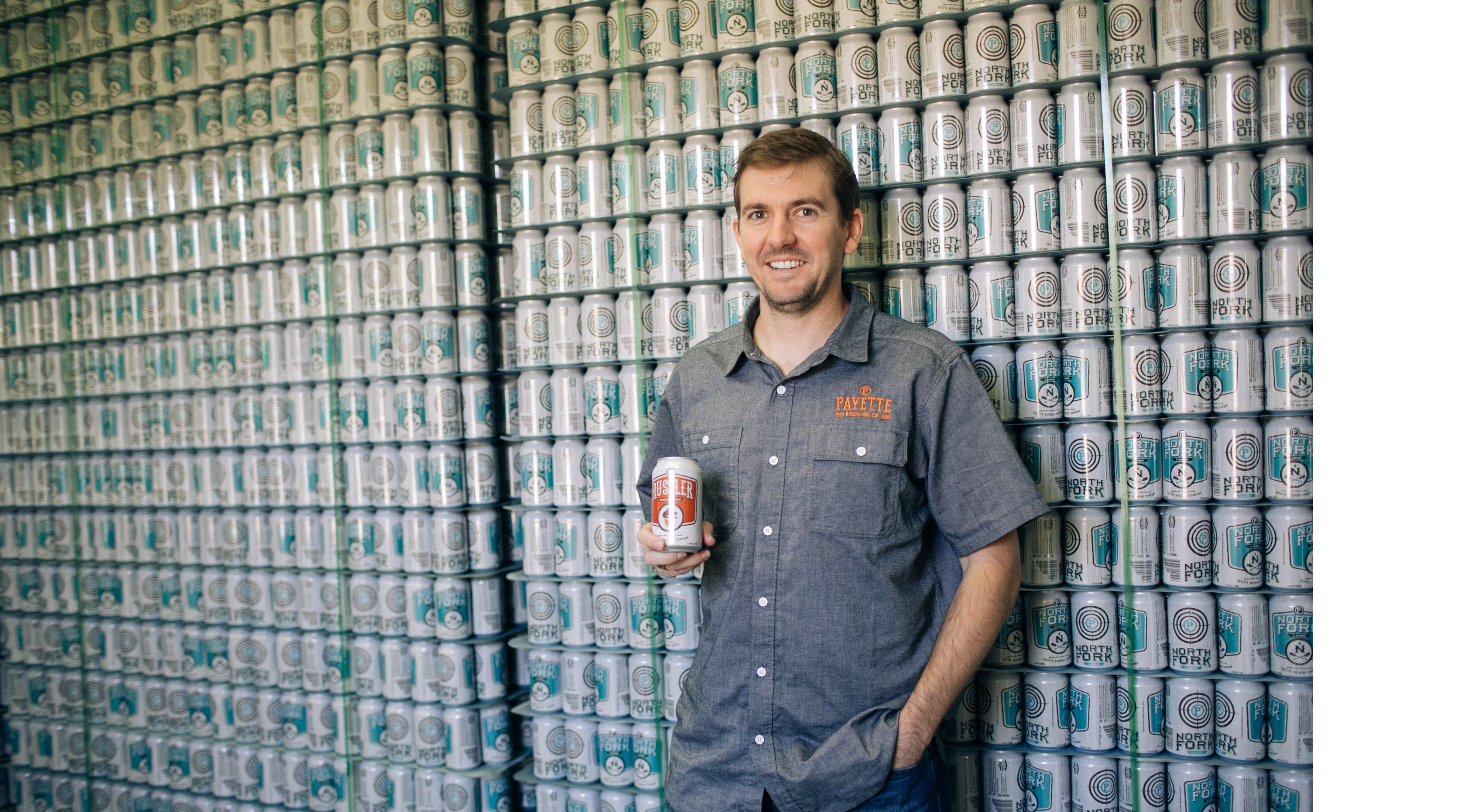 Mike Francis of Payette Brewing