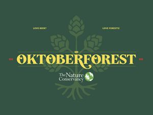 For the month of October, we're working with breweries across the globe to raise awareness (and a glass!) for forests and the clean water they provide.