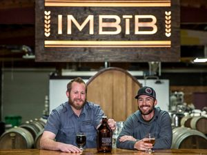 Matt and Jason of Imbib