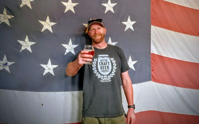 Tyler West, Head Brewer at GoodLife Brewing Company in Bend, OR