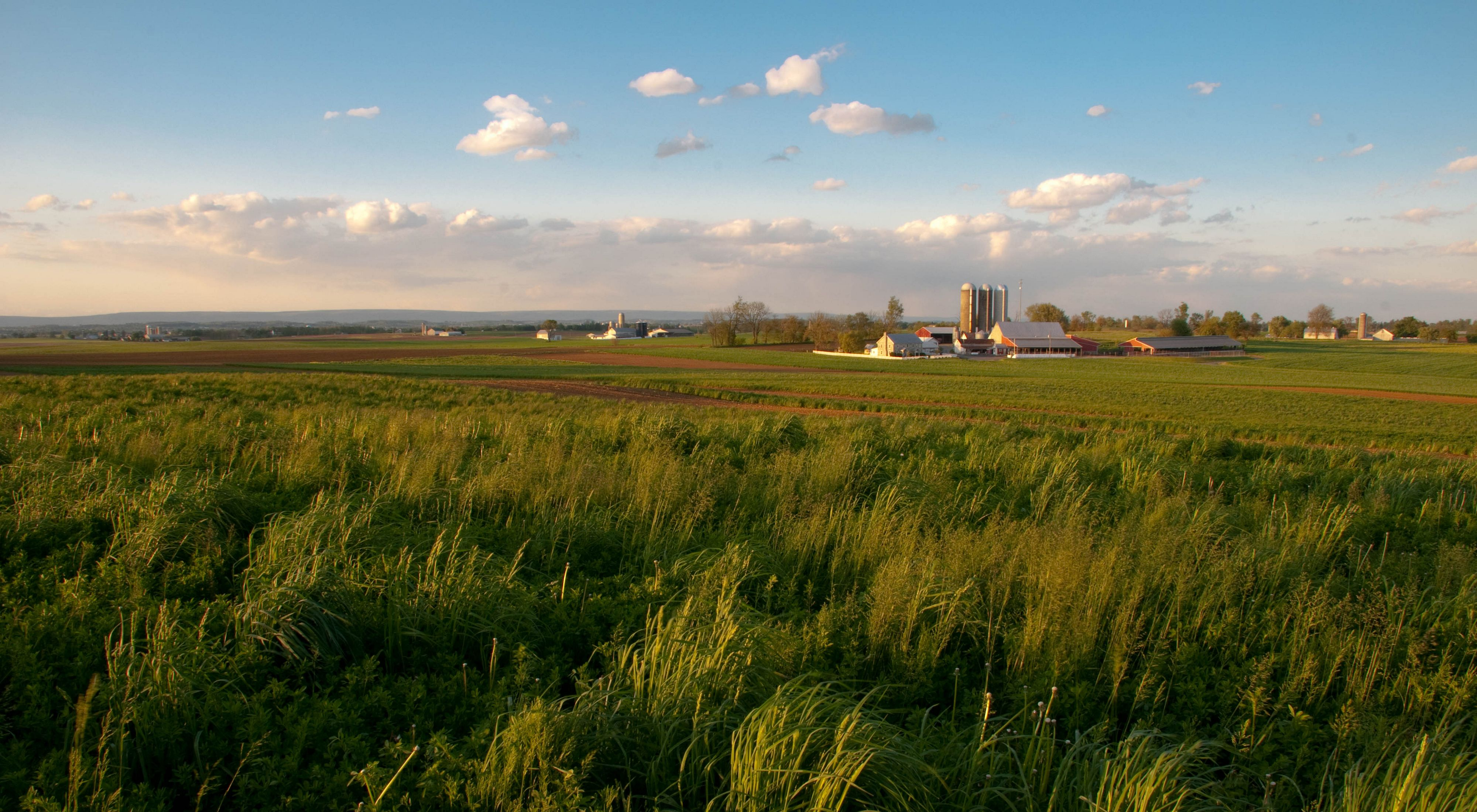 The agriculture industry represents the backbone of Pennsylvania's heritage and economy.