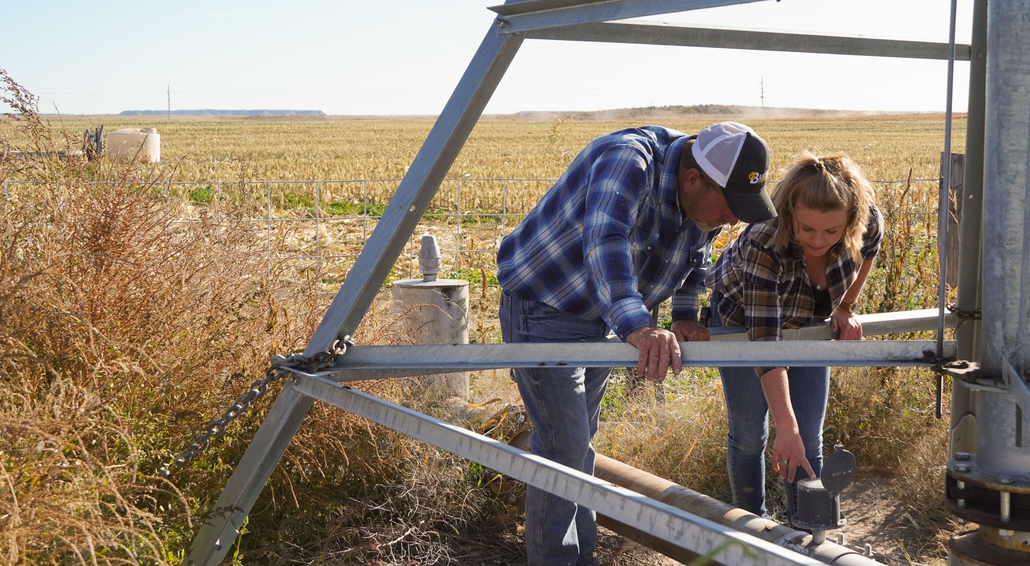 Techstars Startup Mammoth Water Works With Farmer to Check Meter