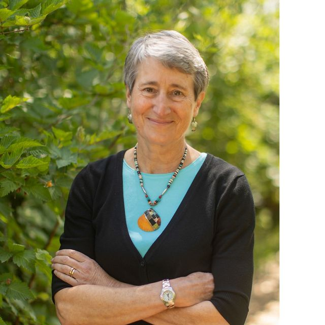 Portrait of Interim CEO, Sally Jewell, in Seattle, Washington. June, 2019.