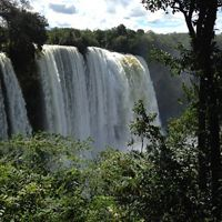 Salto Utiariti waterfall in Brazil