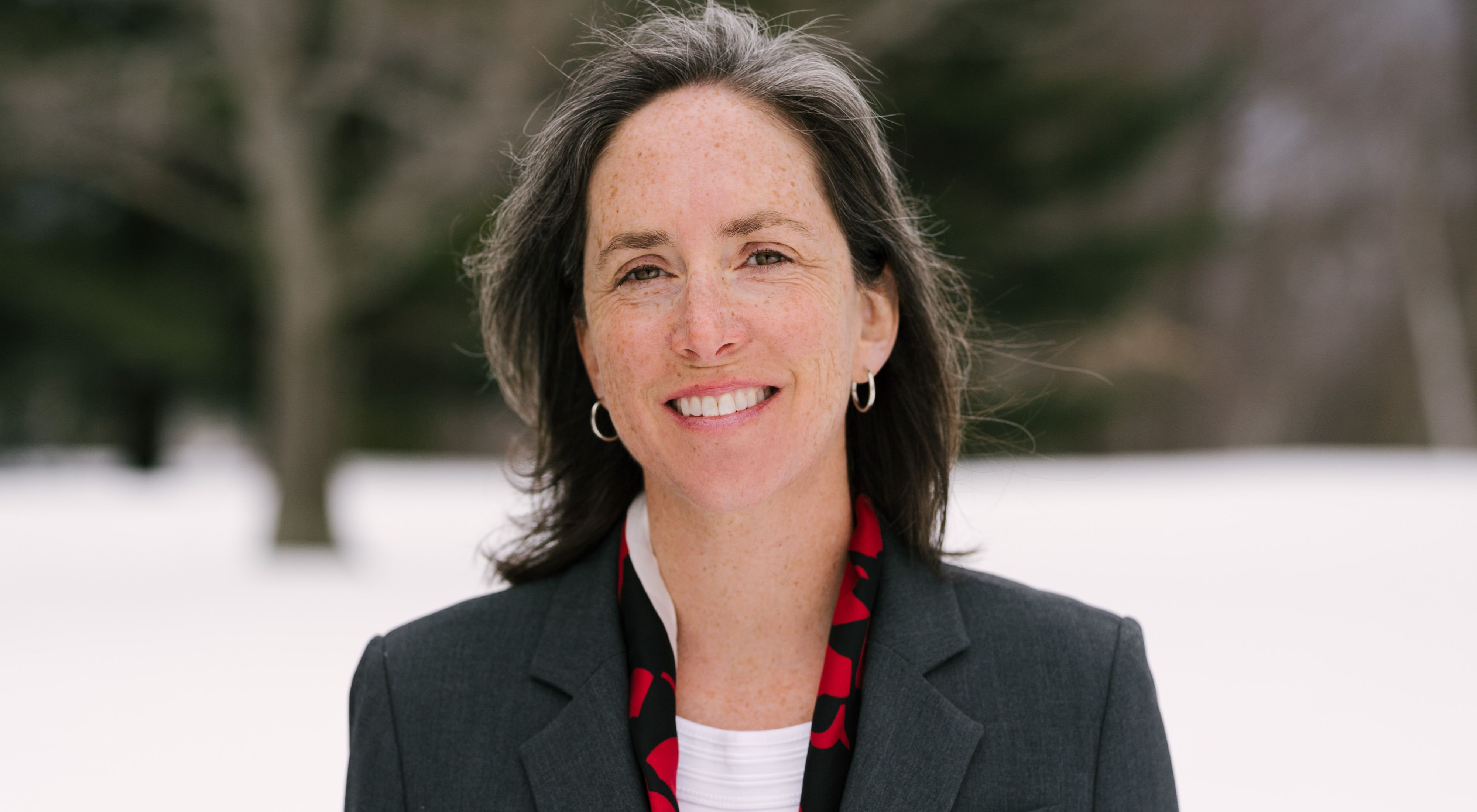 Maine's Director of Science, Samantha Horn