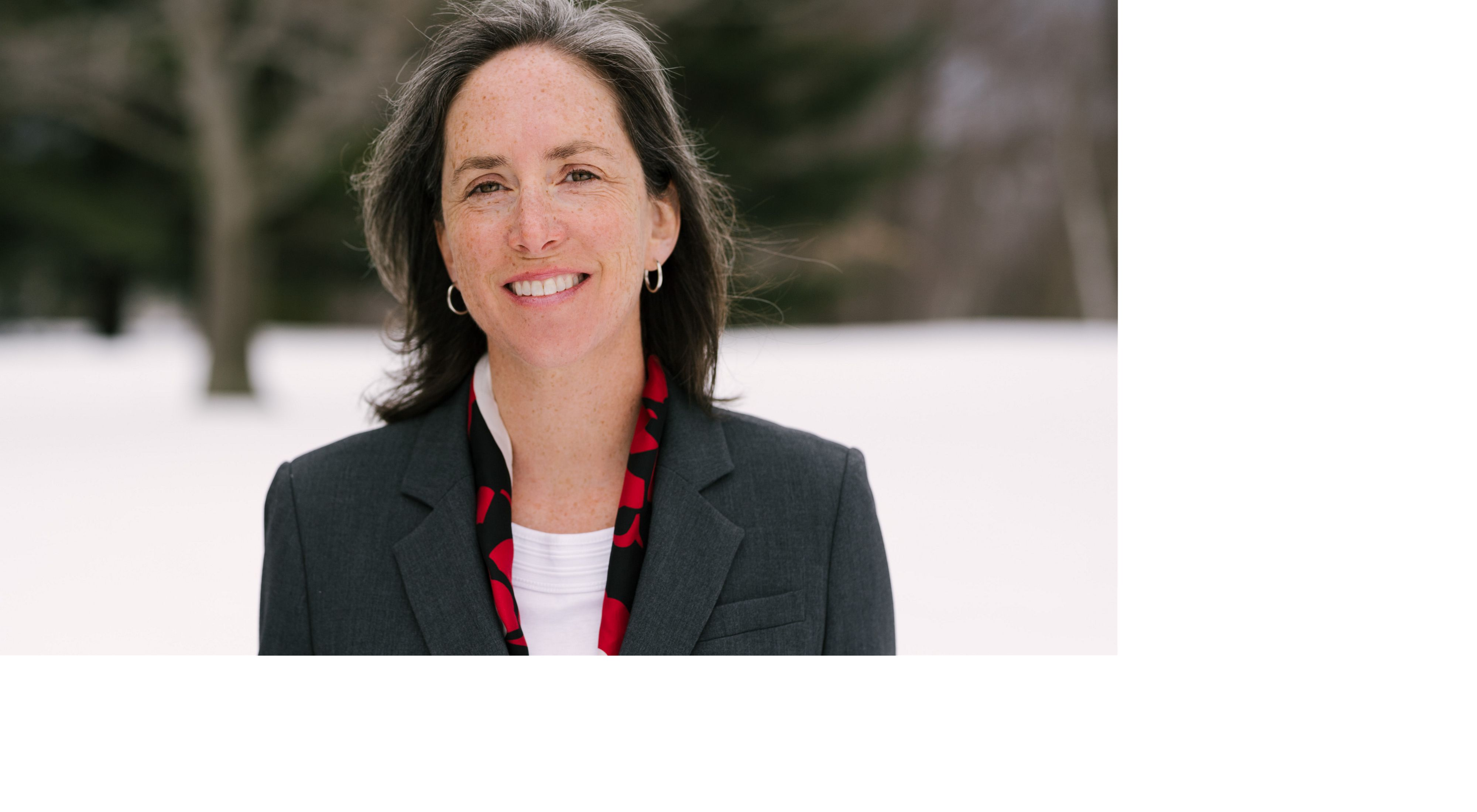 A headshot of Maine's Director of Science, Samantha Horn