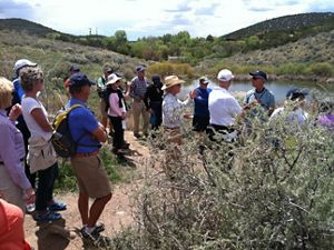 Guided nature hike.