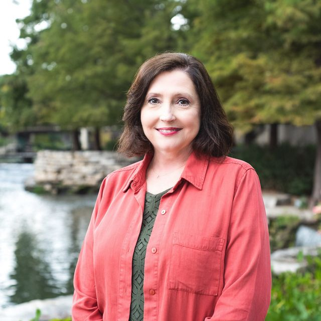 Photo of Texas State Director Suzanne Scott.