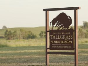 Friday, October 18, 2019 marks the 30th anniversary of the Joseph H. Williams Tallgrass Prairie Preserve.
