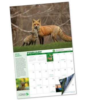 Nature Conservancy Calendar