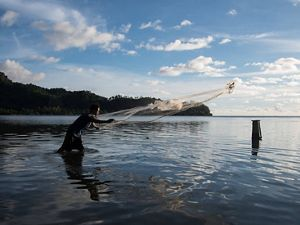 Communities chose to close part of their fisheries to ensure there will be fish for the future.