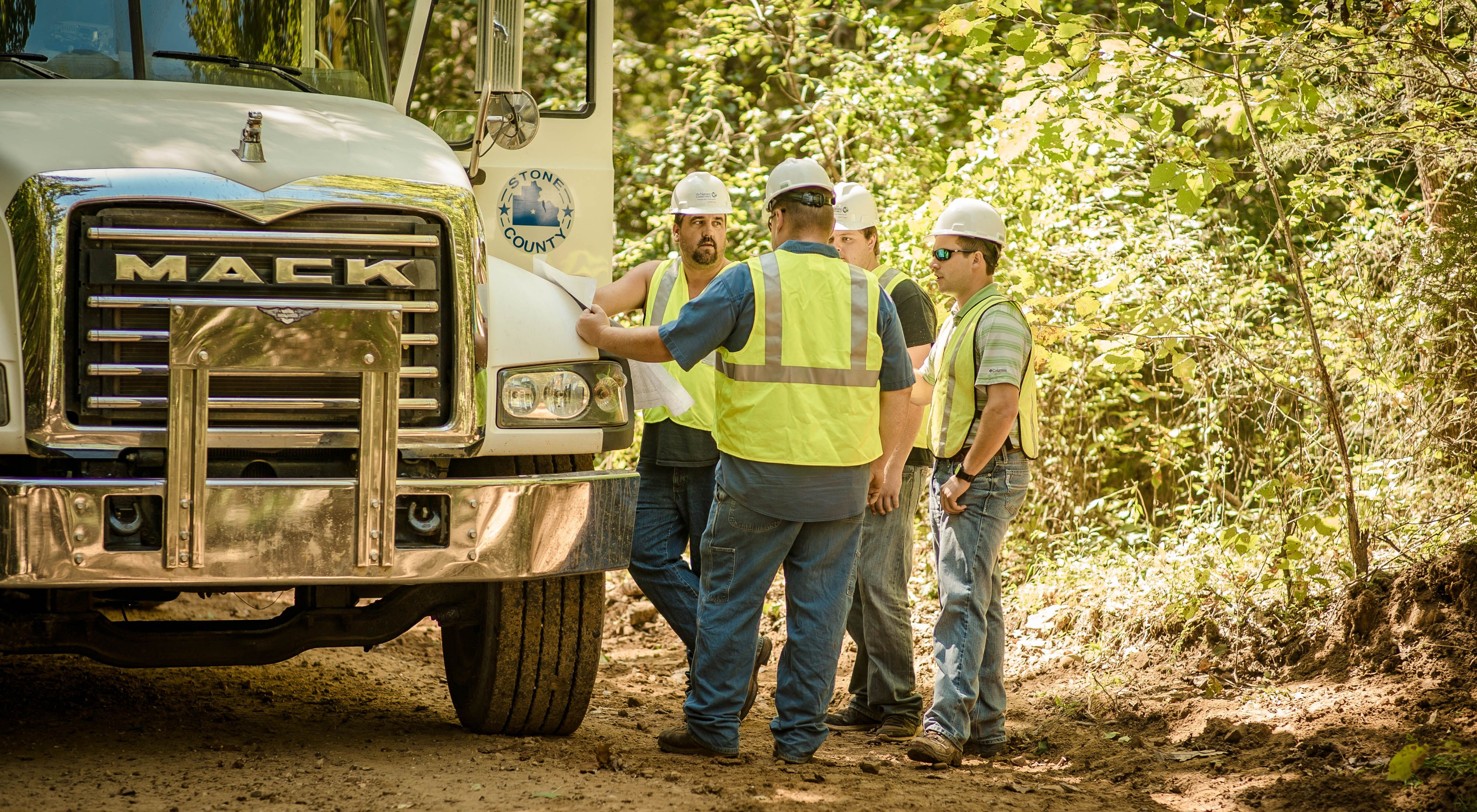County road crews across Arkansas are participating in workshops hosted through the Arkansas Unpaved Roads Program.