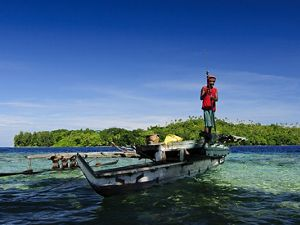 On this island in Papua New Guinea, tribal communities have embraced sustainable fisheries management.