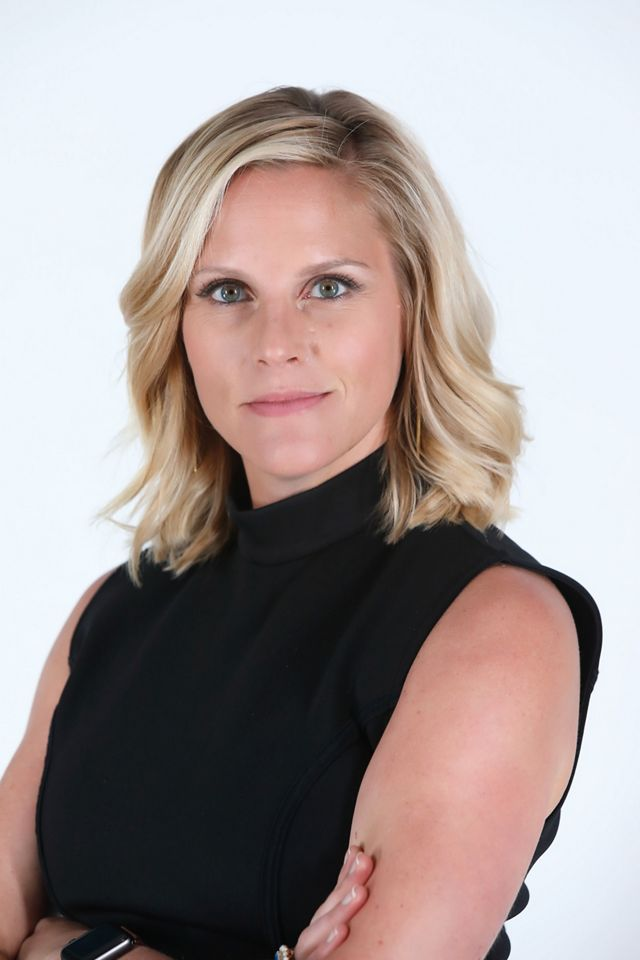 Trenni Kusnierek, NBC Sports Boston reporter and anchor, is passionate about environmental causes and climate solutions.