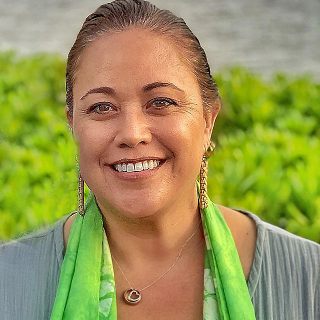 Ulalia Woodside is the director of TNC in Hawai'i.