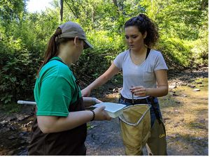 Delaware River Watershed Fellow Viviana Marshall