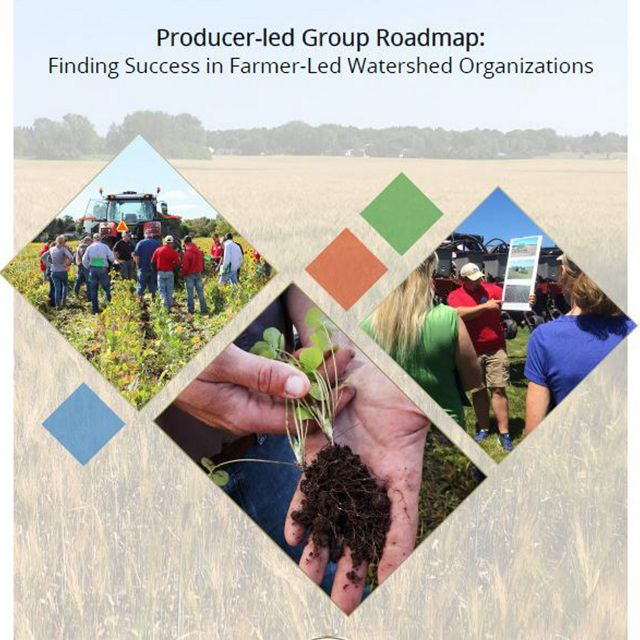 Finding success in farmer-led watershed organizations.